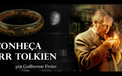 Curso - Conheça JRR Tolkien