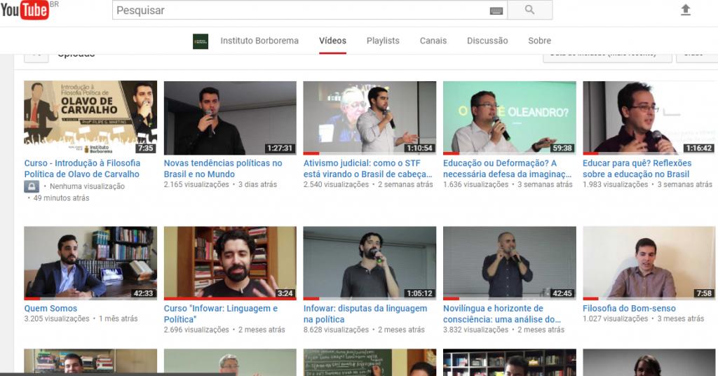 YouTube IB